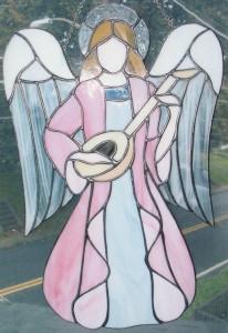 Angel-Mandalin